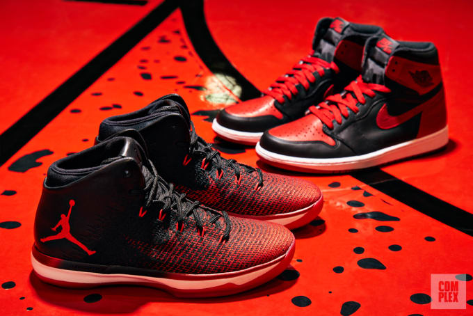 Back To The Swoosh Introducing The Air Jordan Xxx1 Complex