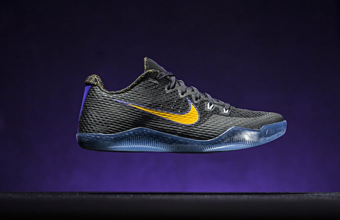 low priced 97387 404c4 coupon code for foot locker nike kobe xi sunset 1 99808 4a79c  france image  via weartesters 6fe25 2016d