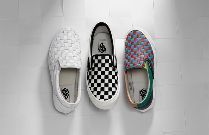 17402ab480 Vault by Vans Celebrates Its Checkered Past for Its 50th Anniversary ...