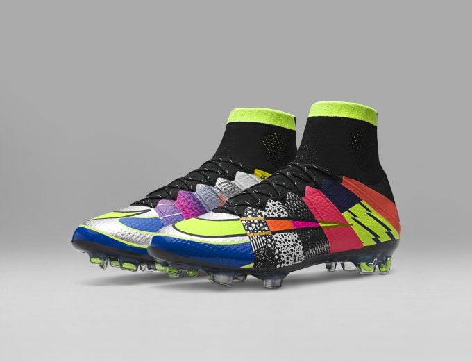 new concept af7bd a4471 Nike Are Releasing Just 3,000 Pairs of These Boots Which Pay Tribute ...