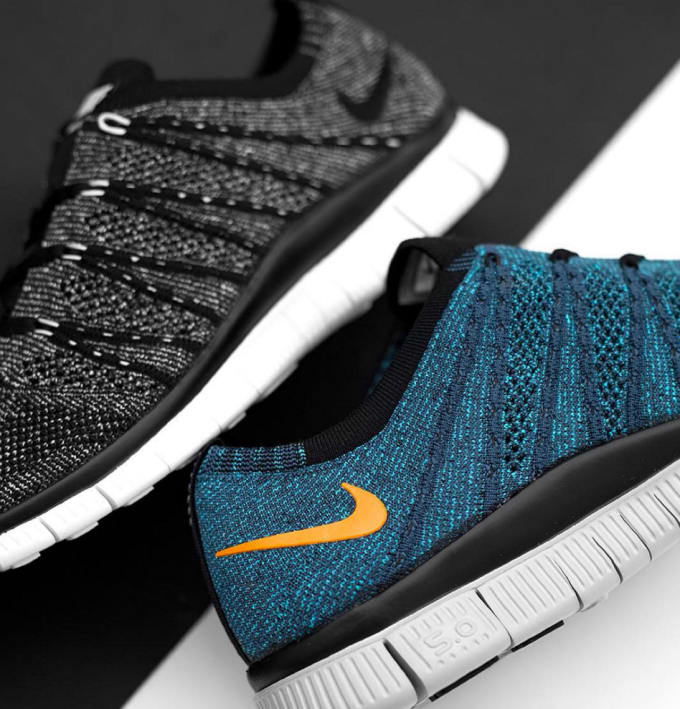 eff40ff476a The Nike Free Flyknit Is Still Going Strong With a Handful of New Colorways