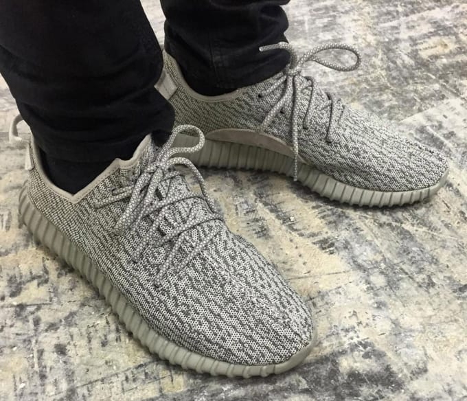 895e81958 Adidas Yeezy Boost 350 Moon Rock Detailed Images Complex