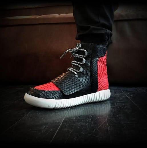 d7c771c0a Best adidas Yeezy 750 Boosts Customs
