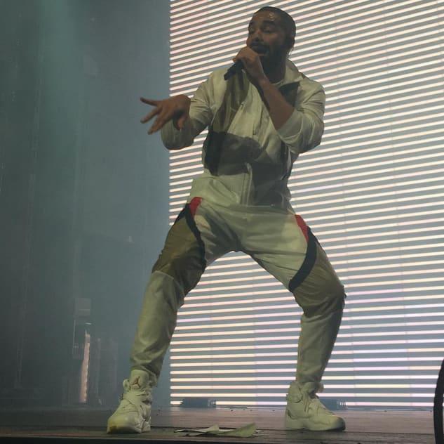 b1f84ecdb34195 Here s the History Behind the Jordan Brand Flight Suit Drake Rocked at OVO  Fest
