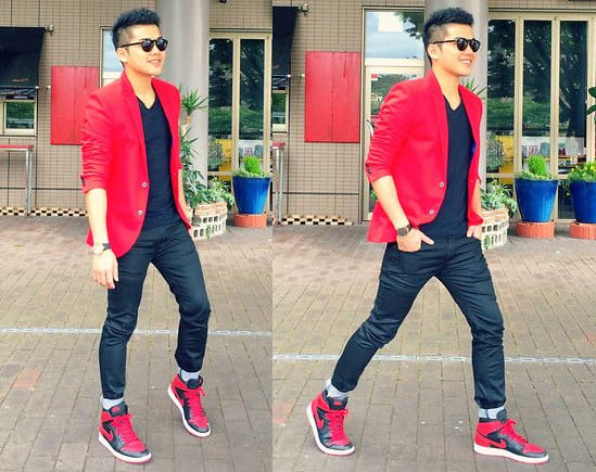 5d42e5656ec How to Wear Pants With Basketball Sneakers