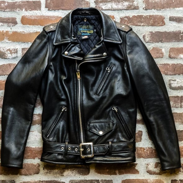 60ce431511b A Former Leather Jacket Designer Breaks Down the Difference Between a  500  and  2000 Leather Jacket