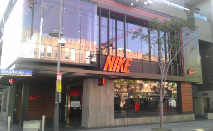 Nike Store Santa Monica