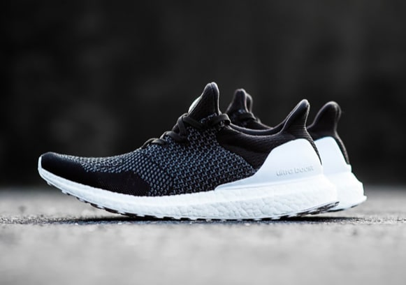 brand new abb3a 37b5c Hong Kong s Hypebeast continues its 10th anniversary celebrations with a  cutting-edge version of the incredibly popular adidas UltraBoost. With the  black ...