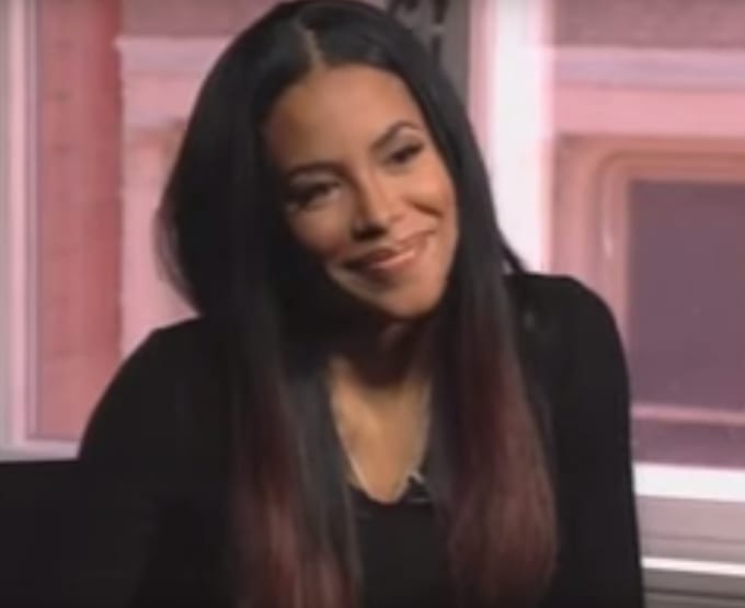 When she changed her hairstyle, Aaliyah took her mother's advice to ...