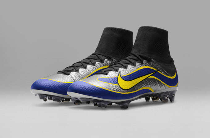 1e2cd287080 The Latest Nike Mercurial Release Is a Throwback to One of the Most ...