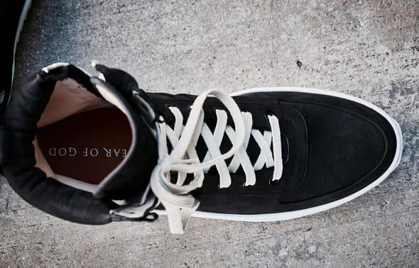 Fear Of God Sneaker Prototype