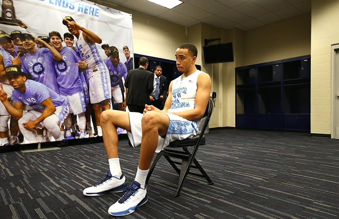 Twitter Is Roasting Brice Johnson For Getting His Draft Day Haircut