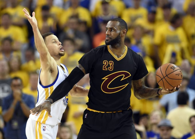 0c6613fcd Did Changing Jerseys Help the Cavaliers Win the NBA Title