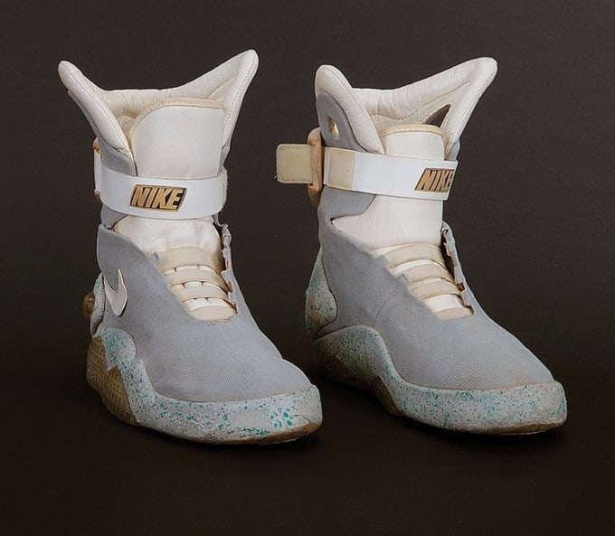 Buy nike air mag back to the future 2 for sale   up to 46% Discounts d86a491fa