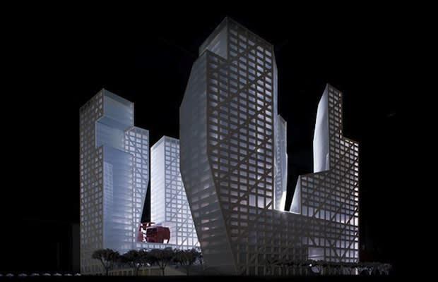 The 25 Coolest Apartment Buildings | Complex