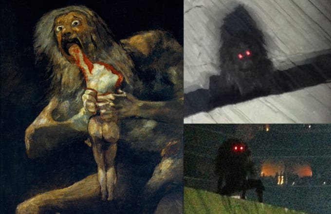 the cronus complex and goya s paintings 13 van gogh's paintings  it depicts the greek myth of the titan cronus  the fresco is part of a complex iconographic scheme and is.
