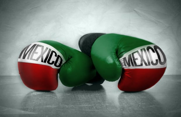 The 10 Greatest Mexican Boxers Of All Time on oscar de la hoya opponents