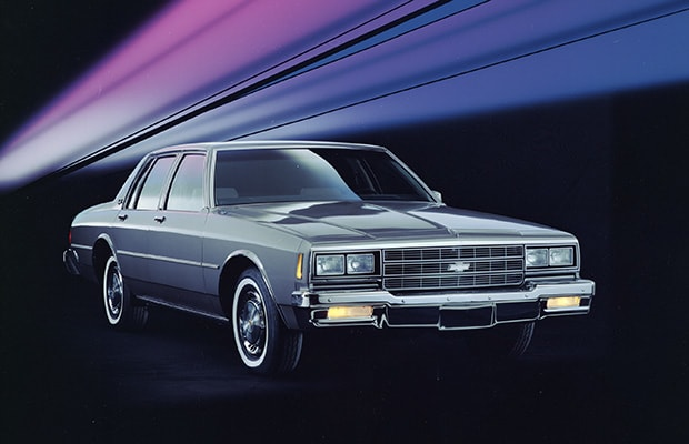 1985 The Complete History Of The Chevrolet Impala Complex