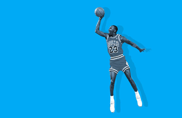separation shoes f4e89 8d94e The Greatest Dunks of Michael Jordan s Career