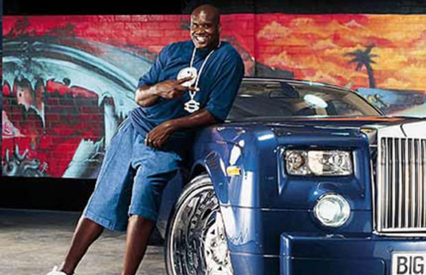 25 celebrities and their rolls-royces | complex
