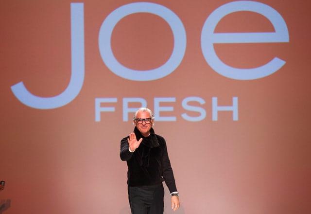 Creative director Joe Mimran steps down from Joe Fresh
