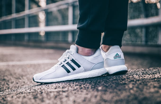 A Preview Of The adidas EQT 91 16 Triple White