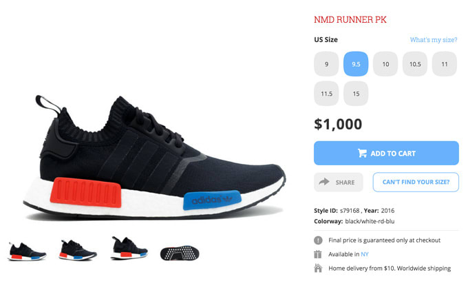 4e07e3a75 People Are Reselling adidas NMD Runners for Tons of Money
