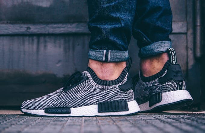 3ebbe01ea19a Here s an On-Feet Look at the adidas NMD
