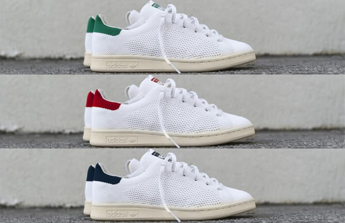huge discount 2352e 7fd3a Images via Kith. The Primeknit version of the adidas Stan Smith ...