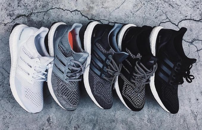 704fc443045 adidas Hooked Someone Up With Free Ultra Boosts Because They Couldn t Find  Their Size