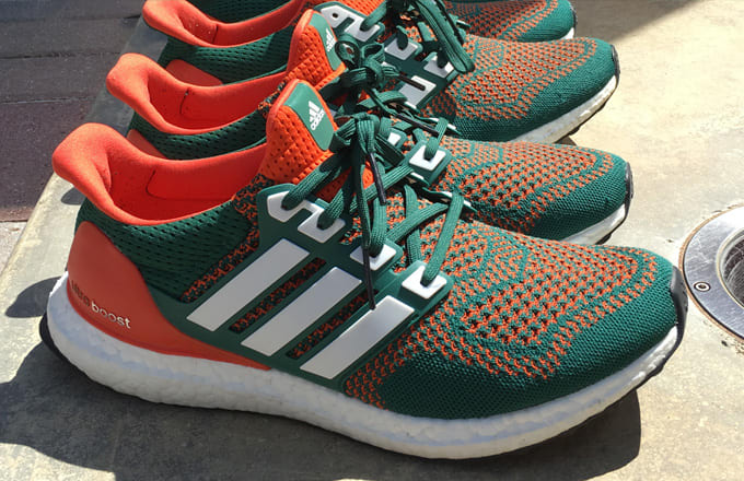 Image Result For Miami Hurricanes Adidas Ultra Boost
