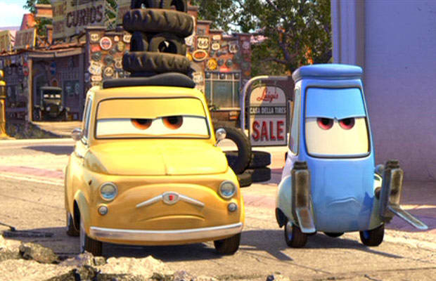 Cars - The Most Hilarious Cars in Movie History | Complex