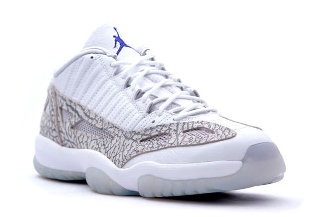 edb45679865 Image via Sneaker Bar Detroit. When the Air Jordan XI IE Low ...