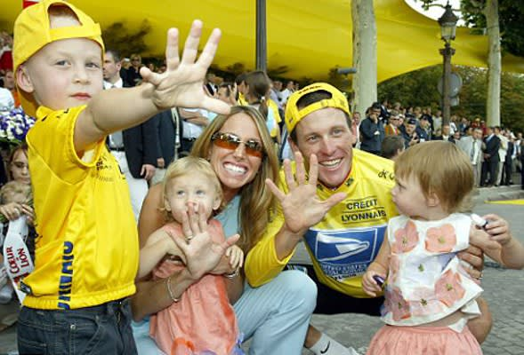 the life of lance armstrong after being diagnosed with metastatic testicular cancer 1998 issue, tim keown writes about lance armstrong battle with cancer menu he was diagnosed with testicular cancer on oct lance's whole life has been.