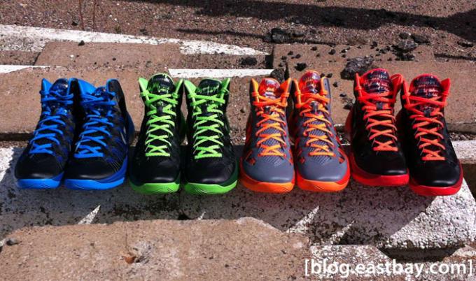 timeless design aa3dd 81682 Nike Hyperdunk 2013 - New Colorways