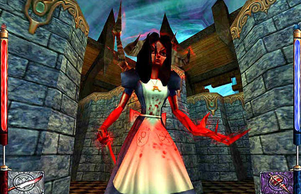 Albert Wesker  Resident Evil series    The   Most Insane        Alice  American McGee     s Alice