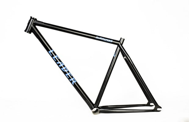 Leader 2012 Hurricane and Pharaoh Fixed Freestyle Framesets | Complex