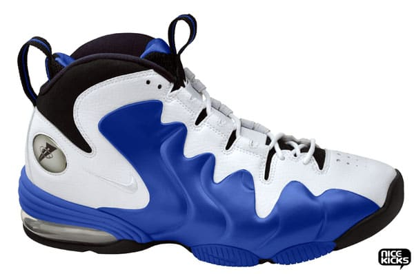 Eastbay Memory Lane / Tim Hardaway's Nike Air Zoom T Bug Flight. I