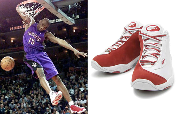 A Complete Guide To The Sneakers Worn By Nba Slam Dunk