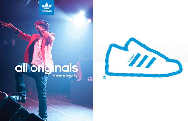 official photos 5a39a fc0f2 Big Sean Joins adidas Originals Campaign