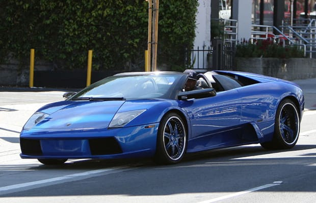 50 Cent Cars Rolls Royce Ghost Lamborghini Gallardo Murcielago Ferrari F430 Pontiac G8