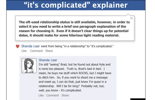 Funny online dating statuses for fb