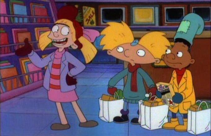 12 hey arnold arnolds christmas - Hey Arnold Christmas