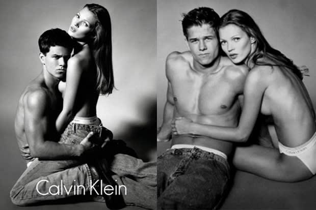 Brooke Shields Calvin Klein Jeans