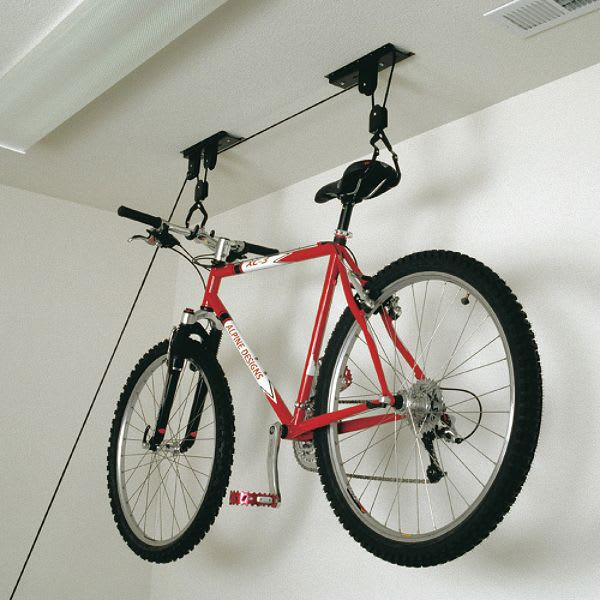 Most People Who Live In A City Know You Have To Maximize Your Floor Space.  Storing Things Upward Is Ideal. With Something As Large As A Bike, That May  Prove ...