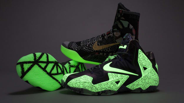 0a8cda226d8 Nike Unveils 2014 All-Star