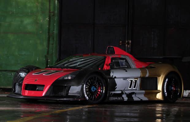 Gumpert Apollo R - The 25 Most Expensive Cars | Complex