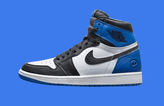 reputable site acd00 f77bc A Recent History of fragment design x Nike Collaborations