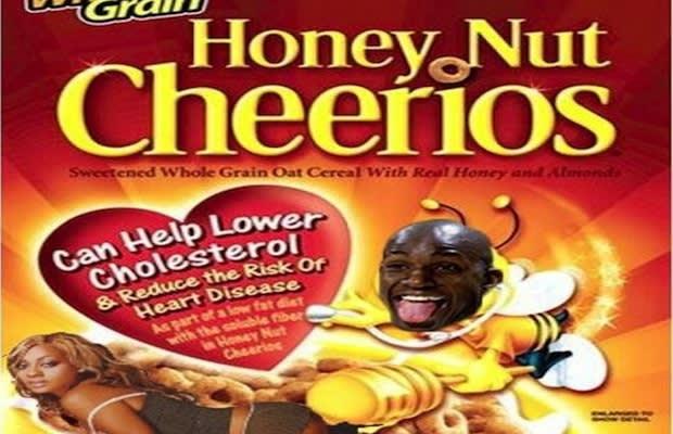 5  honey nut cheerios