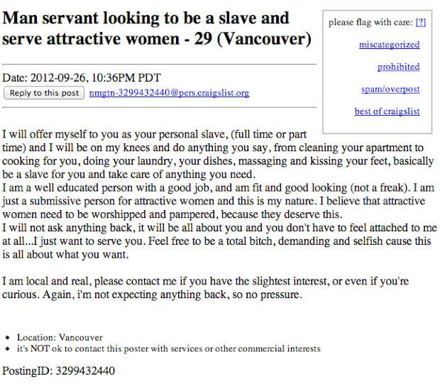 Real craigslist hookup stories